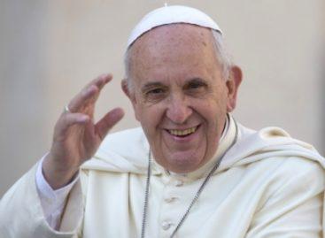 Delinean agenda del Papa Francisco durante su visita a México, en 2016