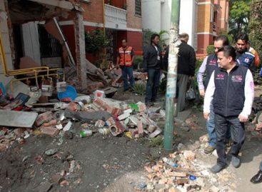 Ofrece GDF acompañamiento legal a vecinos afectados por explosión en Coyoacán