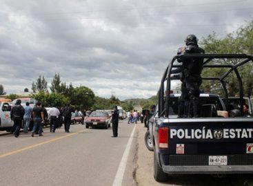 Desplegarán operativo de seguridad por relevo de autoridades en 63 municipios de Oaxaca