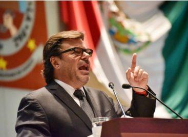 De soberbio y mentiroso acusan a José Zorrilla titular de Styde en la Legislatura