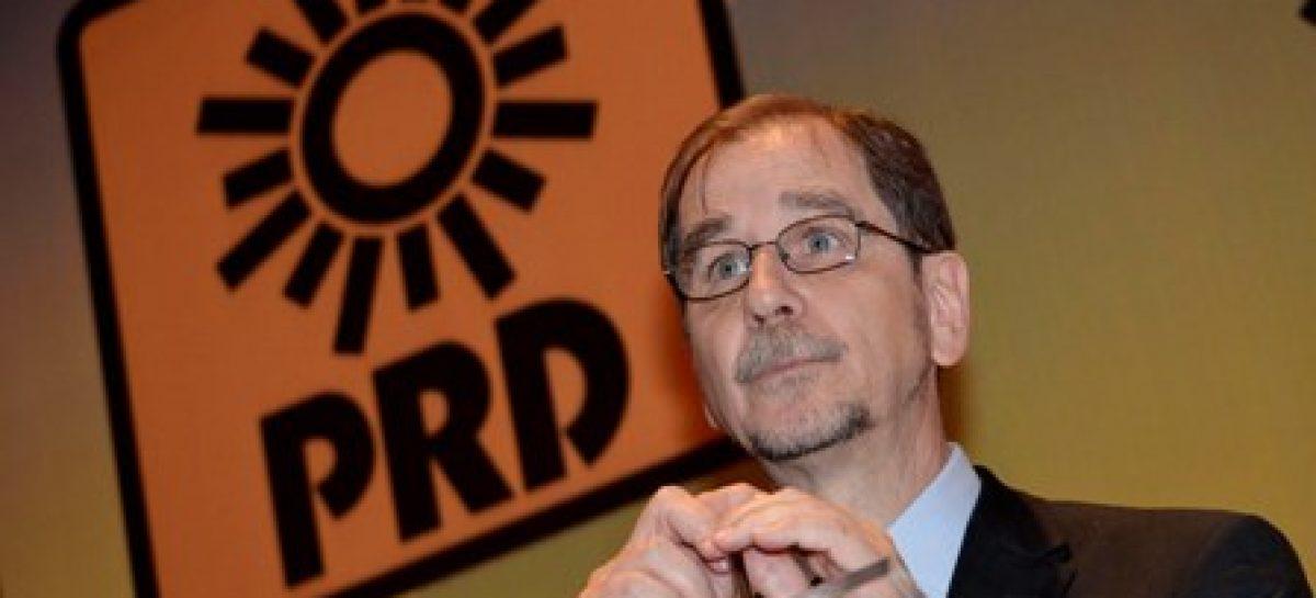 El PRD en la encrucijada de su candidato a gobernador