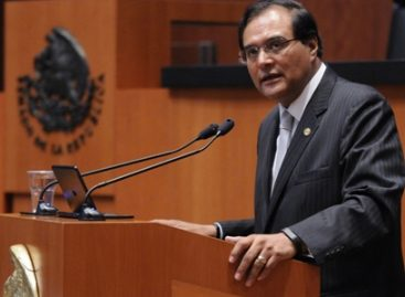 Pide senador del PRD medidas adicionales de control contra lavado de dinero