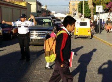 Sin incidentes regreso a clases en Oaxaca, tras concluir periodo vacacional de invierno