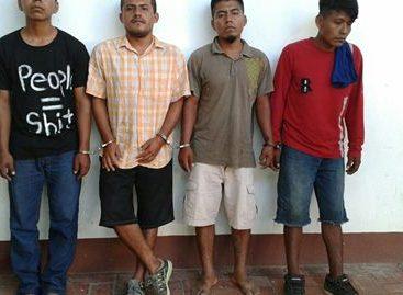 Detenido presunto grupo delictivo dedicado al asalto de turistas en la Costa de Oaxaca