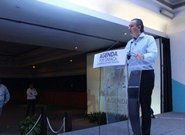 La Agenda por Oaxaca: proyecto ciudadano, una visión de futuro compartido entre gobierno y sociedad