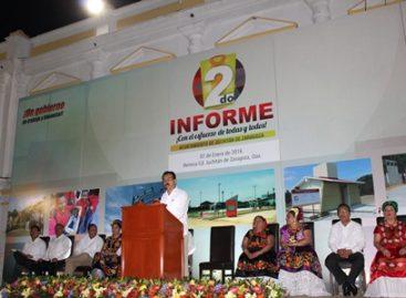 Ejercen más de 164 mdp en 174 obras y acciones en segundo año de gobierno en Juchitán: Saúl Vicente