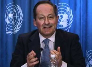 Concluye embajador Jorge Montaño labor de representación ante la ONU