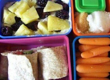 En este regreso a clases, médicos del IMSS recomiendan incluir lonches saludables