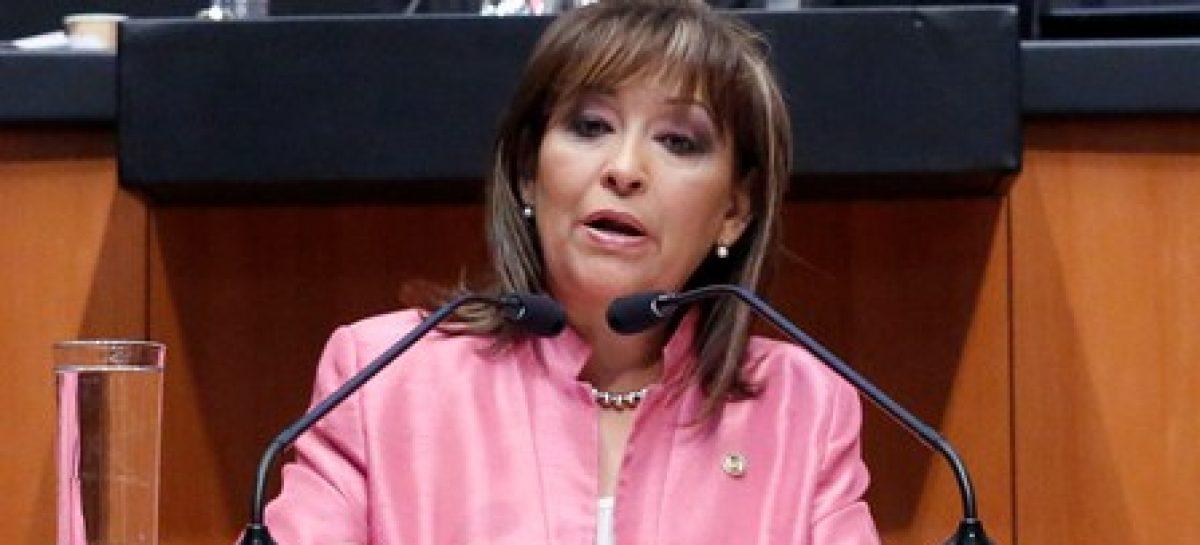 Quitar patria potestad a padres que incumplan con sus obligaciones propone senadora Lorena Cuéllar