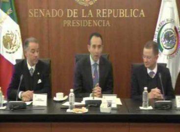 Firman Senado y Universidad Panamericana convenio; Impulsará formación profesional de trabajadores de la Cámara