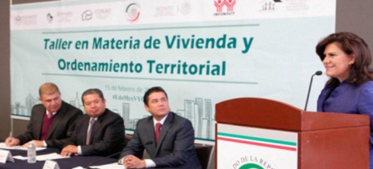 Concretará Senado reforma que garantice ordenamiento de vivienda: Barrera Tapia