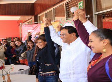 Se fue Benjamín Robles del PRD, se diputan sus despojos PRI y Pmorena
