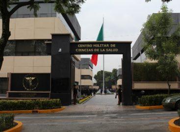 Se gradúan 186 elementos de la Escuela Militar de Clases de Sanidad