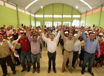 Ganaremos la gubernatura de la mano de todas y todos los perredistas: Estefan Garfias