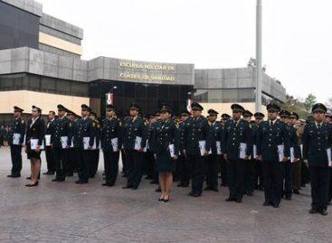 Realizan ceremonia de clausura del Curso Básico de Formación Militar