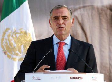 Declina poder de Gabino, no pudo nombrar secretaria de su gabinete