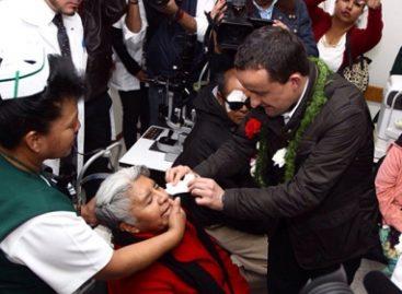 En tres días, realizan especialistas de IMSS-Prospera 290 cirugías de cataratas a indígenas y campesinos del Valle del Mezquital