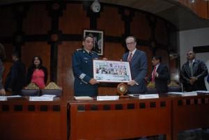 Conmemoran Día del Ejército Mexicano