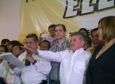 Choca PRD en su elección de José Antonio Estefan candidato a gobernador