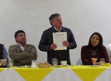 Aseguran su voto en favor de Pepe Toño los 56 consejeros de ADN-UCD