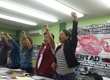 Retorno de presos de la Sección 22 exhibe al gobierno de Oaxaca
