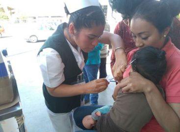 Lleva IMSS Primera Semana Nacional de Vacunación a lugares más apartados de Oaxaca