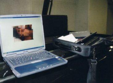 En Nuevo León, Policía Federal detuvo a sujeto que distribuía pornografía infantil vía Internet