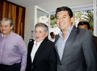 ¡Fuerte! la candidatura de José Antonio Estefan Garfias, candidato de CREO: PAN