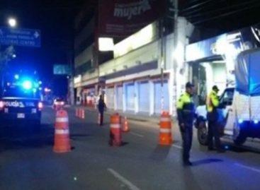 Continúa activo operativo Alcoholímetro para prevenir accidentes; nueve conductores arrestados