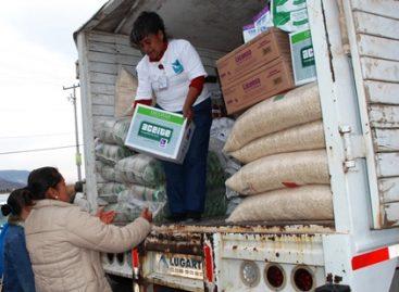 Abastece Diconsa estancias infantiles de Sedesol en Colima