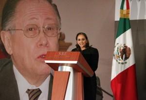 Transmitió las condolencias oficiales de la Secretaría.