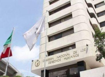 Emite CNDH Recomendación al comisionado Nacional de Seguridad y a la procuradora General de la República