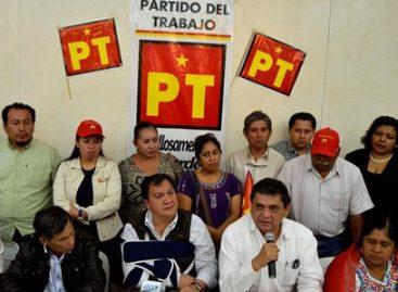PT unificado para enfrentar el proceso electoral en Oaxaca: González Yáñez