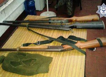 Desarticulan banda dedicada al asalto de turistas en la Costa de Oaxaca; Aseguran armas de fuego