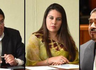 Suspende sesión ordinaria Congreso del Estado de Oaxaca ante falta de condiciones