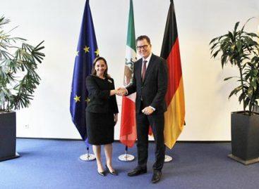 Avanzan preparativos para el Año Dual México-Alemania