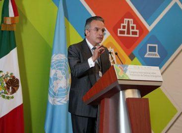 Exploran SRE, PGR y UNODC nuevas herramientas para prevenir delitos emergentes