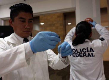 Por segundo año consecutivo, la Policía Federal participa en la Expo forense 2016
