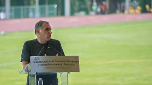 Gabino Cué Polideportivo