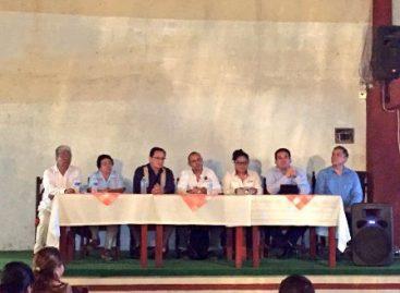 Autoridades del IEEPCO e INE evalúan avances del Proceso Electoral en la región del Papaloapan
