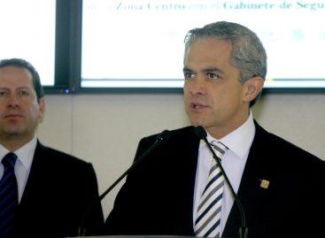 Proponen financiar Asamblea Constituyente con recursos de Mancera para viajes y difusión