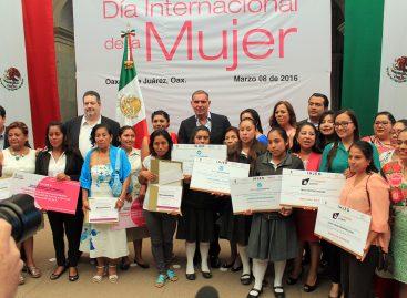 En Oaxaca nada que celebrar el Día la Mujer