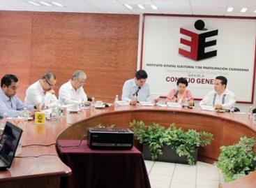 Aprueban propuesta de documentación electoral para oaxaqueños residentes en el extranjero