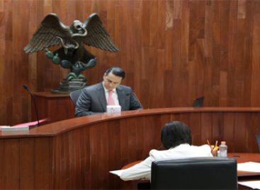 Se judicializa elección a gobernador, candidatos buscan reventarse