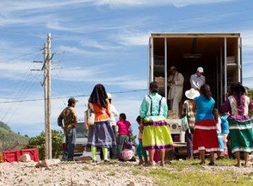 Presente Diconsa en más de 50 por ciento de las poblaciones indígenas del país