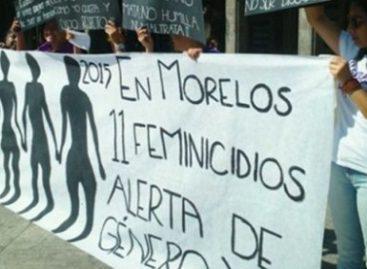 Entre el año 2000 y junio de 2013, se reportaron 530 casos de feminicidio en Morelos