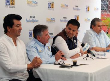El triunfo en Oaxaca es para la coalición CREO PRD-PAN: Zepeda Vidales