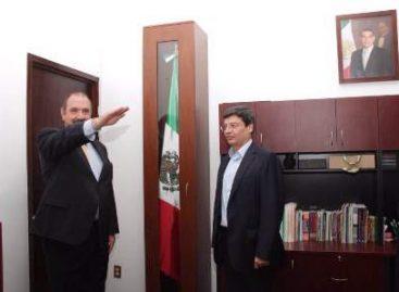 Rinde protesta Jorge Vilar Llorens como coordinador de Educación Media Superior y Superior en Oaxaca