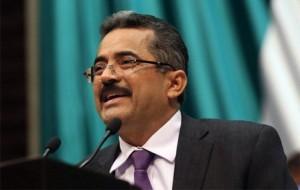 Presidente del CDE del PRD