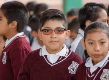 Actividad escolar en más del 91 por ciento de escuelas del nivel básico de Oaxaca
